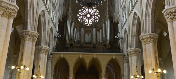 Luján – órgano Mutin Cavaillé-Coll – Julio 2015
