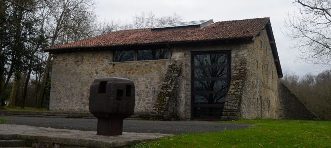 Concert at the Chillida-Leku museum – San Sebastian – Ensemble Diatessaron – February 2016