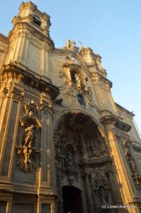 Fachada Basílica de Santa María del Coro - San Sebastián