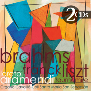 Double CD - Loreto Aramendi