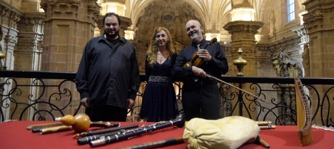 Intercultural music concert – DSS2016 – Basilica of Santa María del Coro – San Sebastian – September 2016