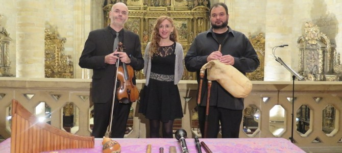 Concert inter-cultural at the Cavaillé-Coll (1877) organ – Irun – October 2016