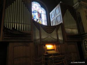 Santa Rita new Organ