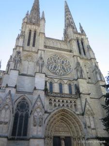 Cathédrale de Burdeos