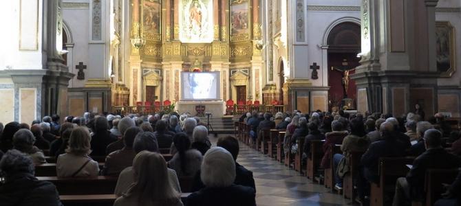 Concert à l'orgue Blancafort- Compagnie des Jésuites – Valence – Février 2017