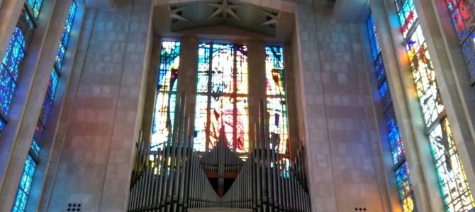 Music for Lent – Austin organ (1960) – Hartford Cathedral (Connecticut) – März 2017
