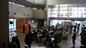 Introduction au concert - Loreto-Aramendi - Hokutopia Hall