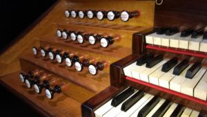 Registres - Orgue Saint Francois de Sales