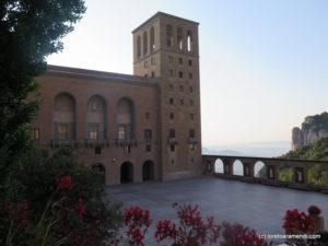 Abadía de Montserrat