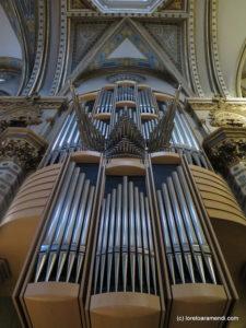 Órgano Blancafort - Abadía de Montserrat