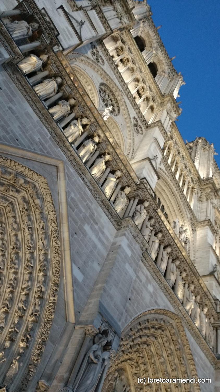 Cathedrale notre dame de paris loreto aramendi for Conciertos paris 2017