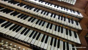 Claviers - orgue Gonzalez