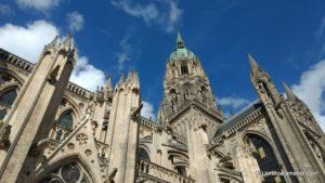 Extérieur - Cathédrale Bayeux