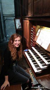 Loreto Aramendi - Cavaillé-Coll pipe organ