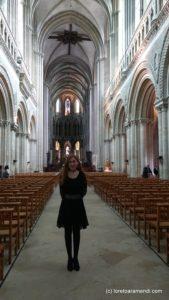 Loreto Aramendi - Concierto en la Catedral de Bayeux