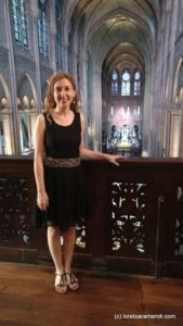 Loreto Aramendi - Tribune - Orgue Cathedrale Notre dame de Paris