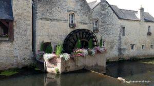 Molino - Bayeux - Normandia