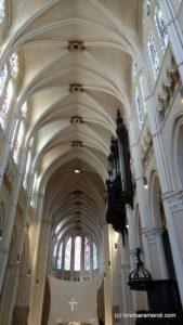 Nef - Cathédrale de Chartres