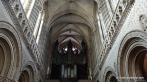 Orgue Cavaillé-Coll - Bayeux