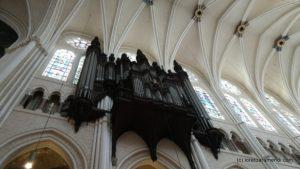 Orgue Gonzalez - Cathédrale Chartres