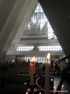 Orgue - cathédrale Artique - Tromso