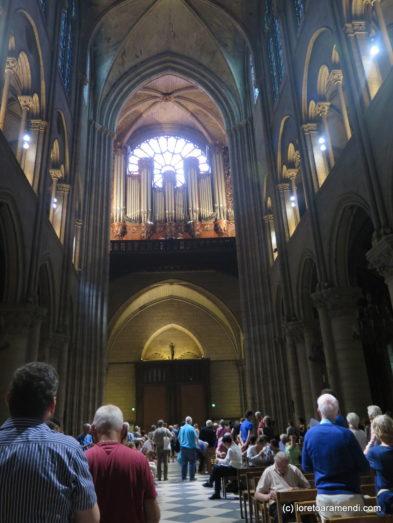 Audition l 39 orgue cavaill coll 1868 cath drale notre for Conciertos paris 2017