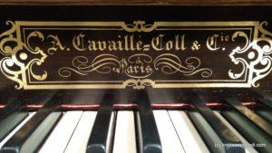 Signature - Cavaillé-Coll - Bayeux
