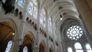 Transept - Cathédrale de Chartres