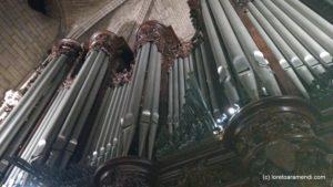 Trompette Orgue Cathedrale Notre dame de Paris 2