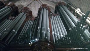 Trompette Orgue Cathedrale Notre dame de Paris