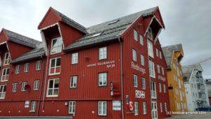 Vieux port - Tromso