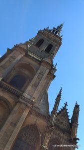 Cathédrale de Charleville - Orgue - Extérieur