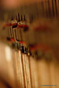 Spanish Aristide Cavaillé-Coll pipe organ - Zoom- Basilica Santa Maria - San Sebastian - Basque country - Spain