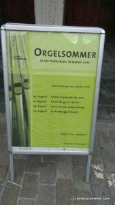 OrgelKonzert - San Gallen - Ads