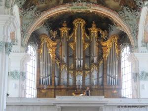 OrgelKonzert - San Gallen - Applause