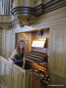 OrgelKonzert - San Gallen - Before the concert