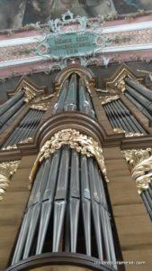 OrgelKonzert - San Gallen - Detail
