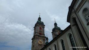 OrgelKonzert - San Gallen - Exterior