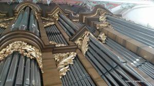 OrgelKonzert - San Gallen - Front