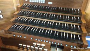 OrgelKonzert - San Gallen - Keyboards