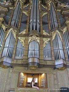 OrgelKonzert - San Gallen - Loreto