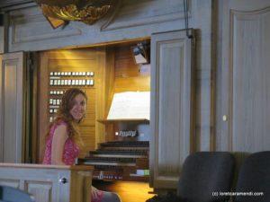 OrgelKonzert - San Gallen - Loreto Aramendi