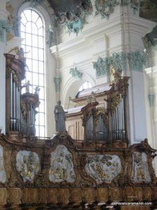OrgelKonzert - San Gallen - Organ choir