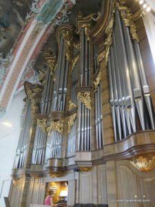 OrgelKonzert - San Gallen - Orgel