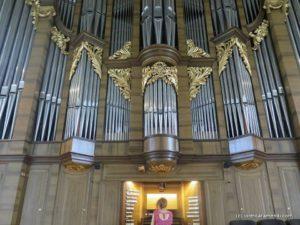 OrgelKonzert - San Gallen - Reharsal