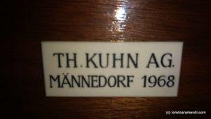 OrgelKonzert - San Gallen - Signature