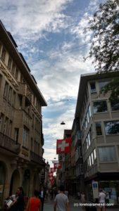 OrgelKonzert - San Gallen - Street