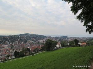 OrgelKonzert - San Gallen - over the hill