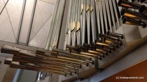 OrgelKonzert - Stuttgart - Orgel Front detail