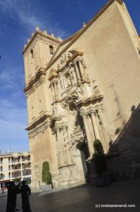 Basilica Santa María, Elche
